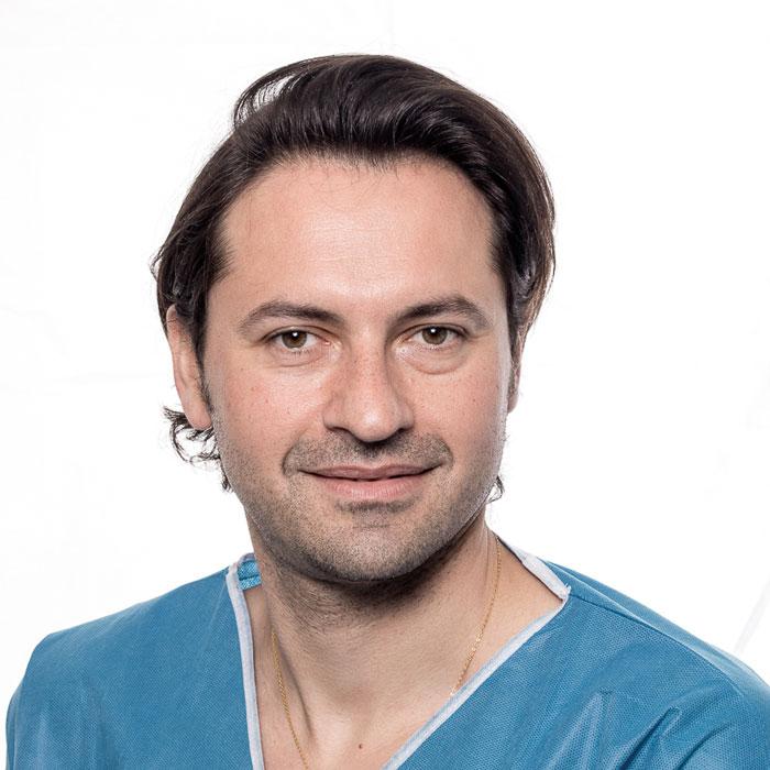 Portrait du Docteur Razzouk