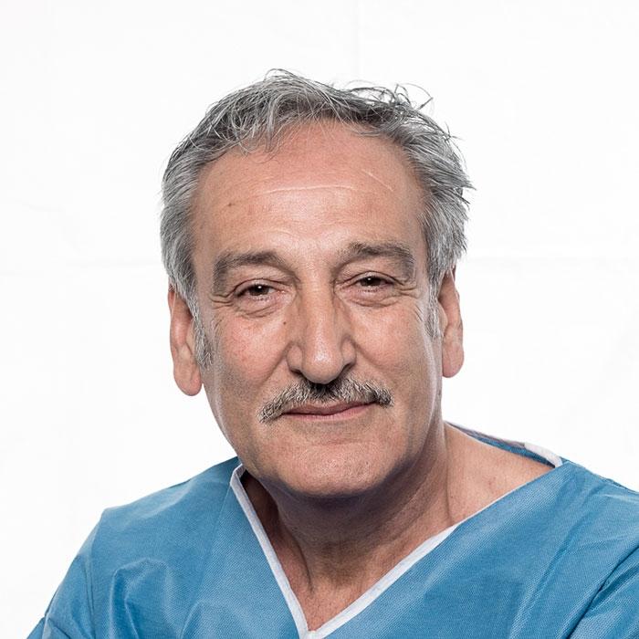 Portrait du Docteur Abrar
